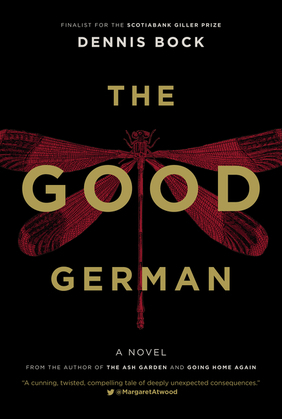 Cover image (The Good German)