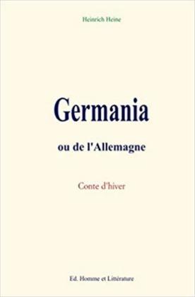 Germania ou de l'Allemagne