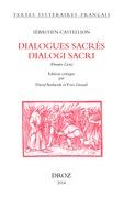 Dialogues sacrés = Dialogi Sacri (Premier Livre)