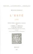 L'Esté (1583)