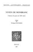 Vivien de Monbranc