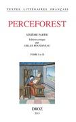 Perceforest. Sixième partie