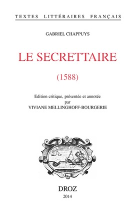 Le secrettaire (1588)