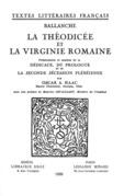 La Théodicée et la Virginie romaine