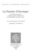 La Passion d'Auvergne