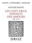 Les cent deux sonnets des Amours de 1553