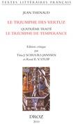 Le Triumphe des vertuz. Quatrième traité, Le Triumphe de Temperance (BnF, fr. 144)