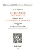 Le Triumphe des vertuz. Troisième traité, Le Triumphe de Justice (BnF, fr. 144)