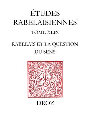 Rabelais et la question du sens