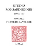 Ronsard, figure de la variété