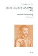 Vie de Lambert Lombard (1565)