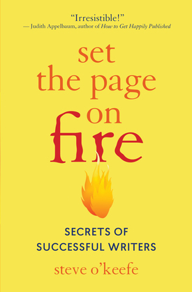Set the Page on Fire