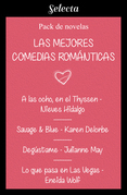 Mejores comedias románticas (Pack con: A las ocho, en el Thyssen   Savage & Blue   Degústame   Lo que pasa en Las Vegas)