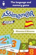 Assimemor – My First Spanish Words: Alimentos y Números
