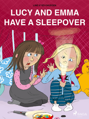 Lucy and Emma Have a Sleepover