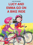 Lucy and Emma go on a Bike Ride