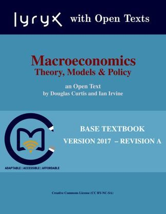 Macroeconomics: Theory, Models & Policy