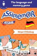 Assimemor – My First German Words: Körper und Kleidung