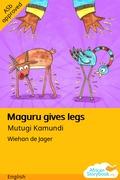 Maguru Gives legs