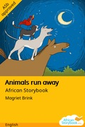 Animals Run Away