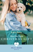 Their One-Night Christmas Gift (Mills & Boon Medical) (Pups that Make Miracles, Book 4)