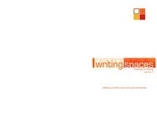 Writing Spaces: Readings on Writing Vol. I