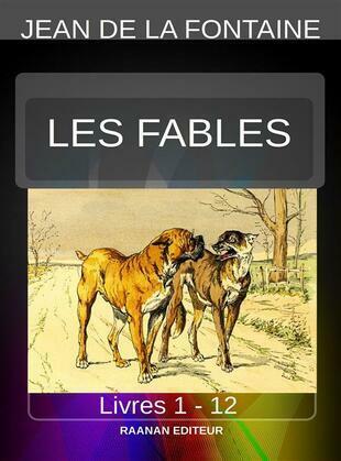 Fables de la Fontaine - 3 recueils