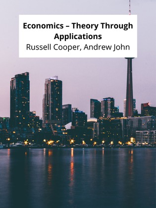 Economics – Theory Through Applications