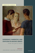 Experience, Narrative, and Criticism in Ancient Greece