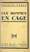 Les hommes en cage