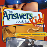 Answers Book for Kids Volume 1: Questions on Creation and the Fall