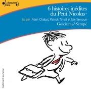 Six histoires inédites du Petit Nicolas
