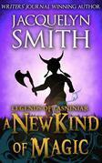 Legends of Lasniniar: A New Kind of Magic