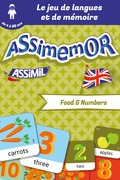 Assimemor – Mes premiers mots anglais : Food and Numbers