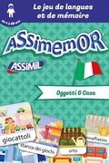 Assimemor – Mes premiers mots italiens : Oggetti e Casa
