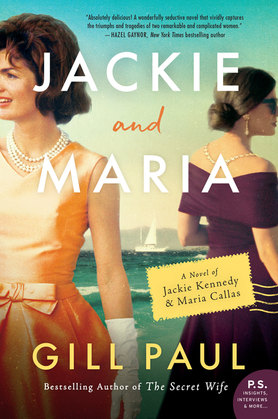 Jackie and Maria