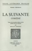 La Suivante : comédie