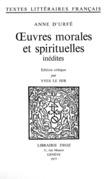Œuvres morales et spirituelles inédites