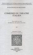 Comédies du Théâtre italien
