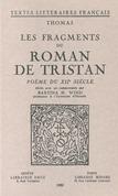 Les Fragments du roman de Tristan