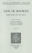Lion de Bourges