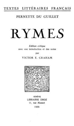 Rymes