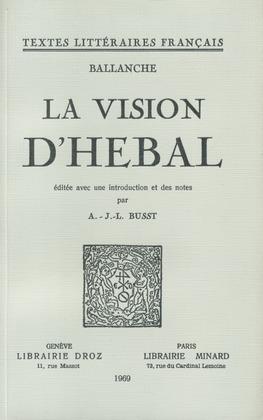 La vision d'Hébal