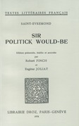 Sir Politik Would-be