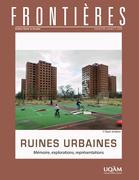 Frontières. Vol. 28 No. 1,  2016