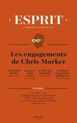 Esprit mai 2018 Les engagements de Chris Marker