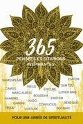 365 pensées et citations inspirantes