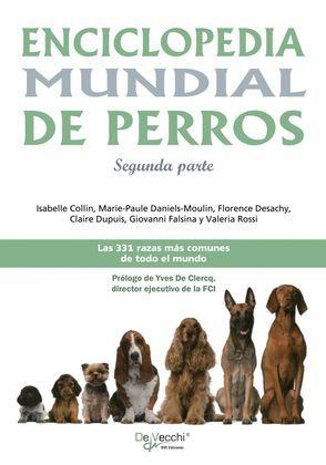 Enciclopedia mundial de perros - Segunda parte