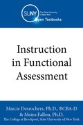 Instruction in Functional Assessment