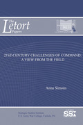 21st-century challenges of command : a view from the field